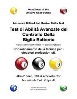 ACBC Test di Abilità Avanzate del Controllo Della Biglia Battente