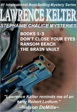 Stephanie Chalice Mysteries: Volume 1