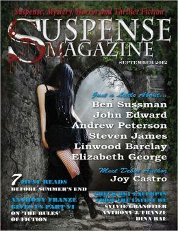 Suspense Magazine September 2012