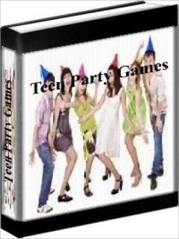 Party Games - Teen Party Games