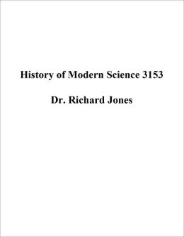History of Science 3153: Since Newton