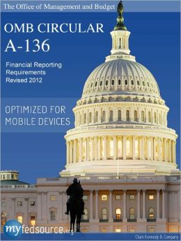 OMB Circular A-136 for Mobile Revised 8/3/2012