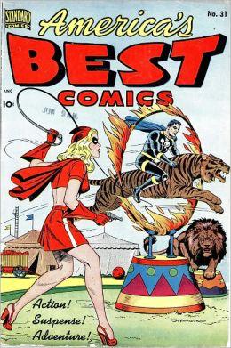 America's Best Comics Number 31 Super-Hero Comic Book