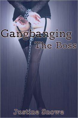Gangbanging the Boss (BDSM Group Sex)