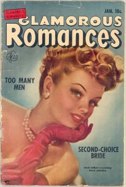 Glamorous Romances Number 57 Love Comic Book