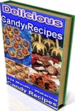 Cooking Tips eBook - 334 Mouth Watering Candy Recipes - Light cookie with the taste of an Almond Joy candy bar...Sweet!!!!