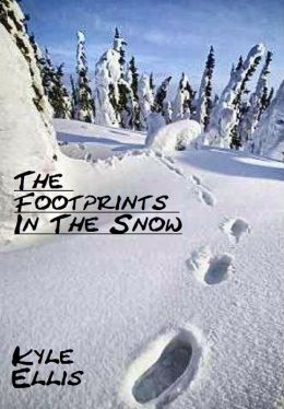 The Footprints In The Snow (A Lindsay Lavelle Mystery)
