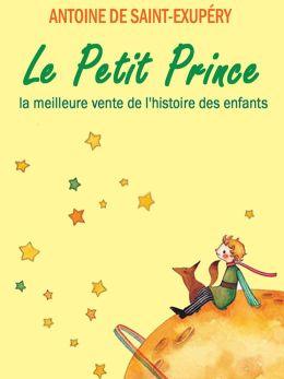 Le Petitt Prince (illustré)