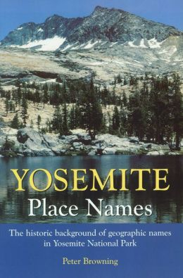 Yosemite Place Names