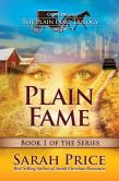 Book Cover Image. Title: Plain Fame, Author: Sarah Price