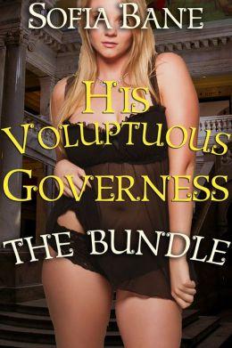 His Voluptuous Governess The Bundle (BBW & Billionaire Erotic Romance)