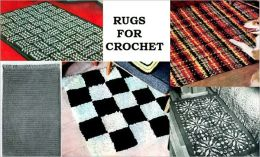 Rugs for Crocheting