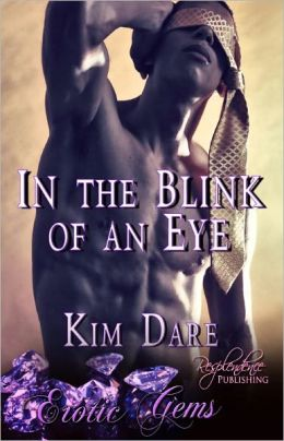 In the Blink of an Eye [Male/Male Erotic Romance, Erotic Gems Short]