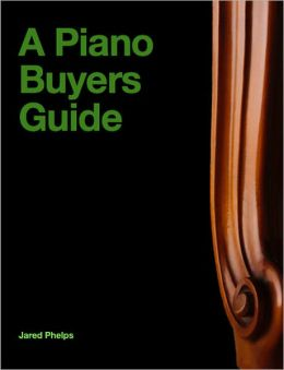A Piano Buyer's Guide