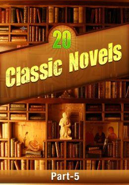 20 Classic Novels Part-5