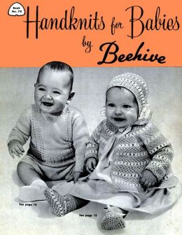 Handknits for Babies by Beehive