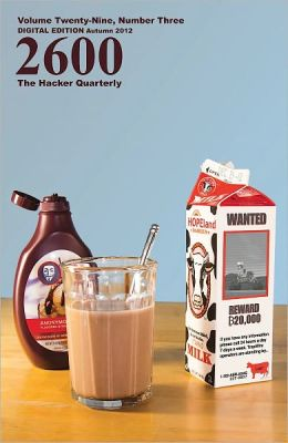 2600 Magazine: The Hacker Quarterly - Autumn 2012