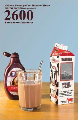 2600 Magazine: The Hacker Quarterly - Autumn 2012