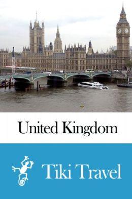 United Kingdom Travel Guide - Tiki Travel