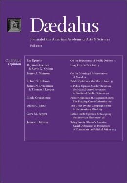 Daedalus 141:4 (Fall 2012) - On Public Opinion