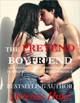 The Pretend Boyfriend (Alpha Male Erotic Romance)