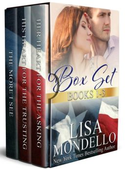 Texas Hearts (Box Set 1-3) (Western Romance)