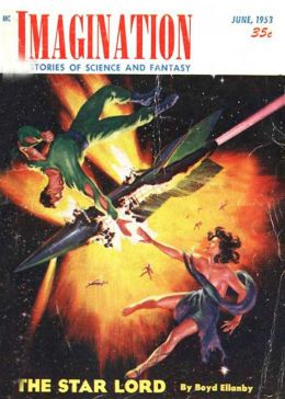 The Star Lord: A Short Story, Science Fiction, Post-1930 Classic By Boyd Ellanby! AAA+++