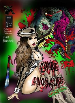 Zombie Dinosaurs Awakening Issue #1
