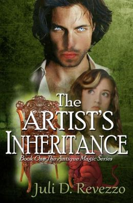 The Artist's Inheritance (Antique Magic, book 1)