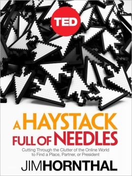 A Haystack Full of Needles: Cutting Through the Clutter of the Online World to Find a Place, Partner, or President