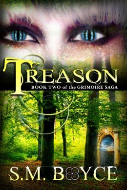 Treason: Book Two of the Grimoire Saga