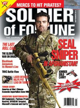 Soldier of Fortune - September 2012