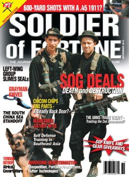 Soldier of Fortune - November 2012