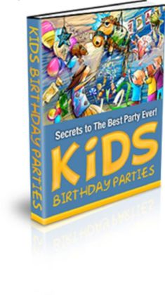 Kids Birthday Parties How To