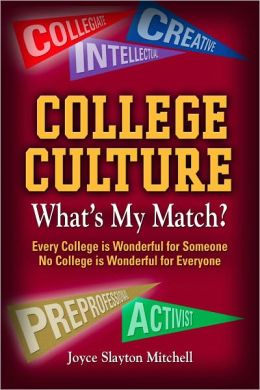 COLLEGE CULTURE: WHAT'S MY MATCH?