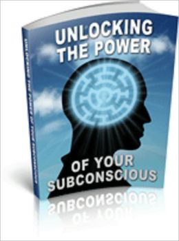 Unlocking The Power Of Your Subconcious
