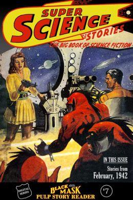 The Black Mask Pulp Story Reader #7