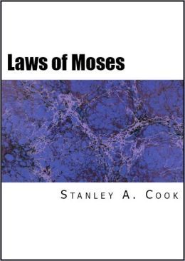 The Law of Moses and the Code of Hammurabi