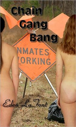 Chain Gang Bang (interracial gangbang)