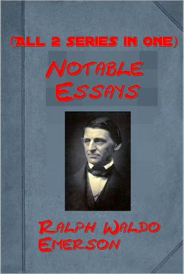 Hard Cover of Ralph Waldo Emerson Essays