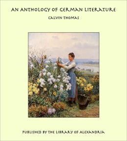 An Anthology of German Literature