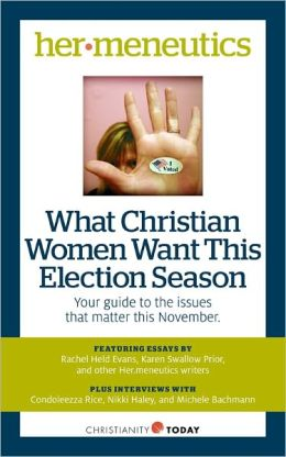 What Christian Women Want This Election Season: Your guide to the issues that matter this November