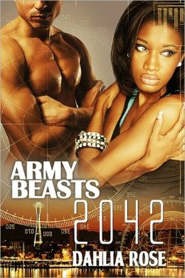 Army Beasts 2042 [Interracial Shifter Erotic Romance]