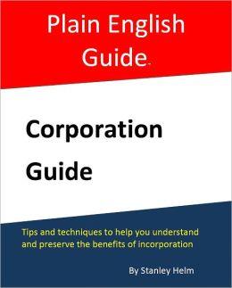 Corporation Guide