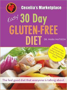 Easy 30 Day Gluten-Free Diet