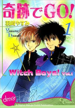 Witch Boys! Vol. 1 (Manga)