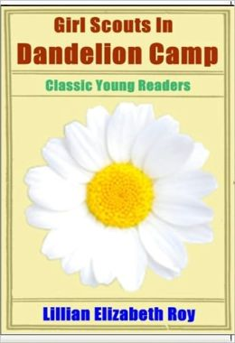 Girl Scouts in Dandelion Camp