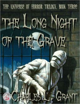 The Universe of Horror Volume 3: The Long Night of the Grave