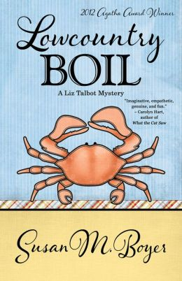 Lowcountry Boil: A Liz Talbot Mystery