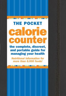 The Pocket Calorie Counter 2013 edition